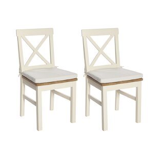 Bellamira Upholstered Dining Chair (Set Of 2) By Brambly Cottage