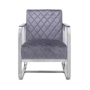 Hinds Accent Armchair by Orren Ellis