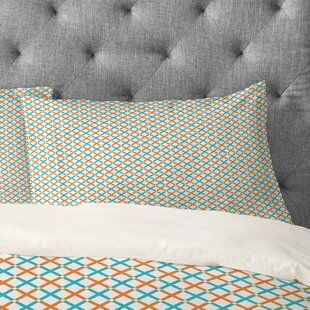 Tammie Bennett X Check Pillowcase