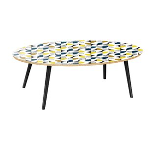 Online Reviews Kingsville Coffee Table by Brayden Studio