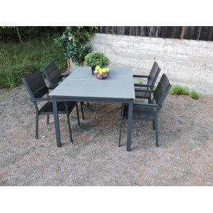 Faiyaz 4 Seater Dining Set By Sol 72 Outdoor