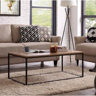 Williston Forge Burkhead Simplism Style Coffee Table
