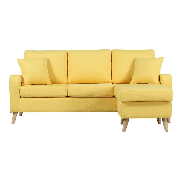L Shaped Sleeper Sectionals Youll Love Wayfair