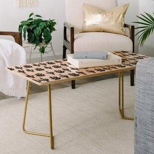 Under the Sun Coffee Table by East Urban Home