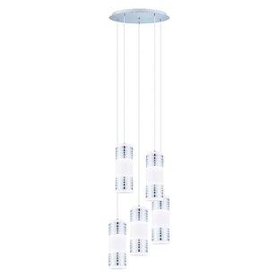Robby 5-Light Pendant by Orren Ellis