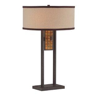 Buy clear Carmel 24.5 Table Lamp By Loon Peak