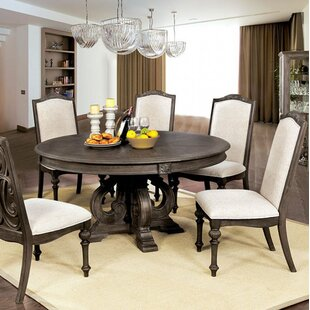 Manuppelli Round Dining Table by One Allium Way Herry Up