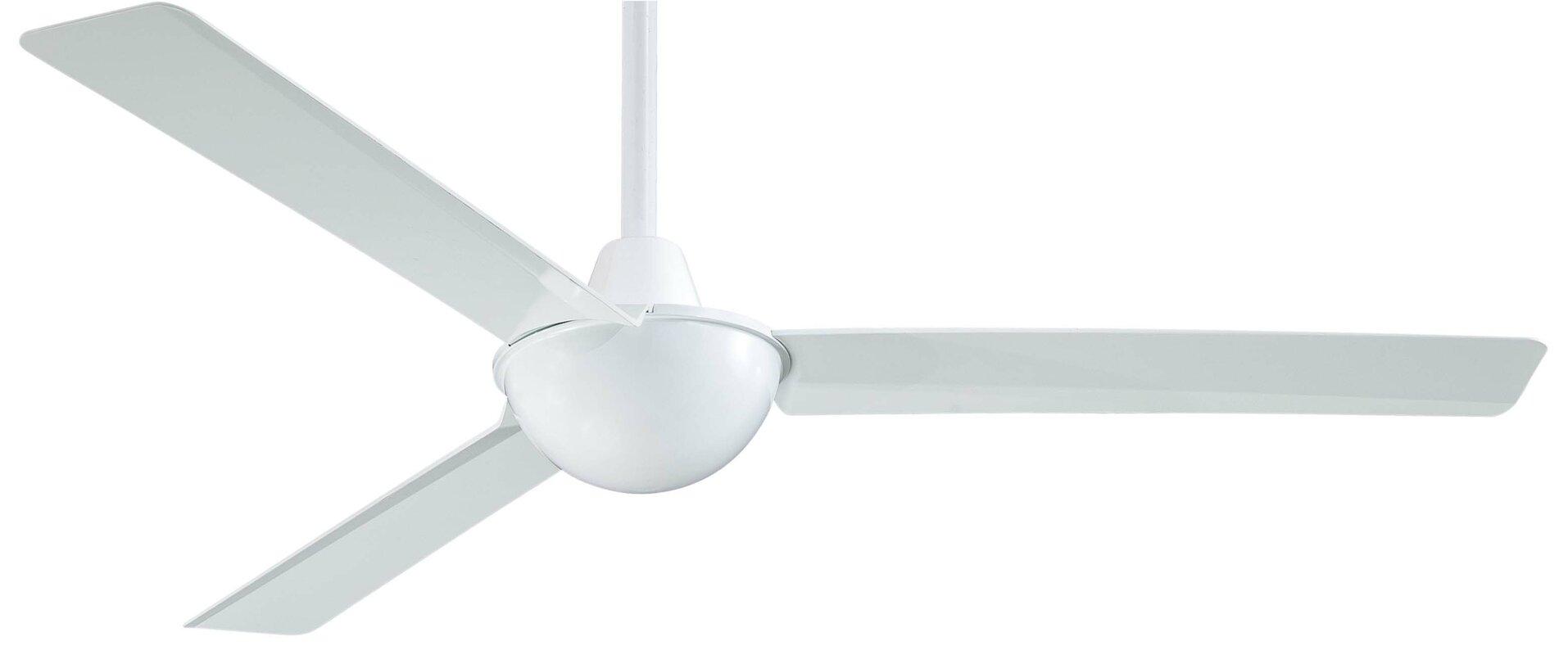 minka aire  kewl blade ceiling fan  reviews  wayfair - defaultname