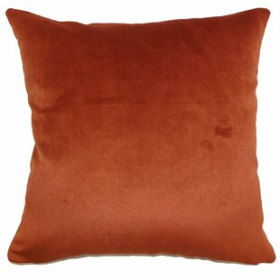 Juno Plain Velvet Throw Pillow