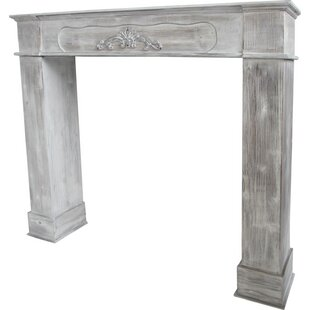 Fireplace Mantel By August Grove
