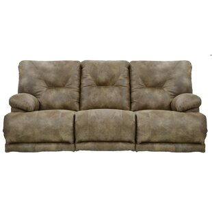 Voyager Reclining Sofa by Catnapper