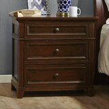 Montclair 3 Drawer Nightstand by Harbor House