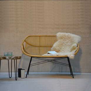 Review Meeks Wicker Bench