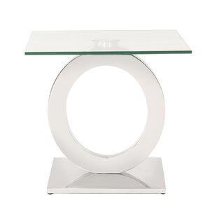 Orren Ellis Langer End Table