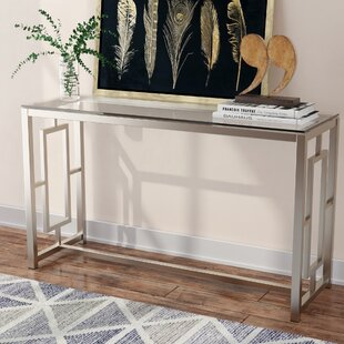 Alvar Console Table by Willa Arlo Interiors