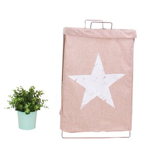 Great choice Star Laundry Hamper By Gracie Oaks