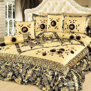 Astoria Grand Shui 4 Piece Comforter Set