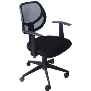 Deluxe Mesh Task Chair by Adeco Trading Herry Up