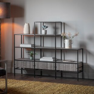 Abbas Bookcase By Bloomsbury Market