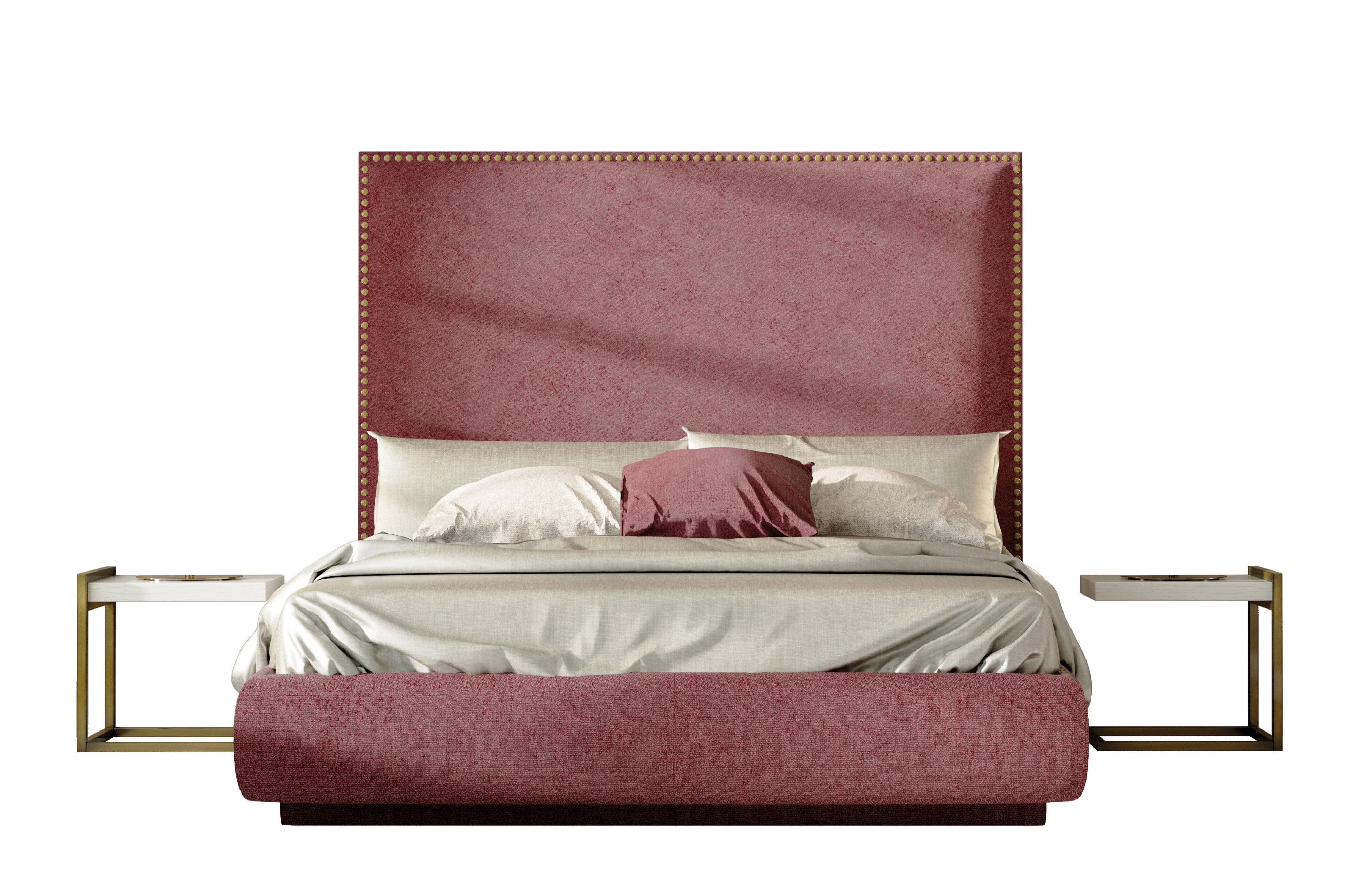 House Of Hampton Eldorado Upholstered Standard Bed Wayfair Ca