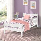 Bellino Full/Double Low Profile Platform Bed by Rosalind Wheeler