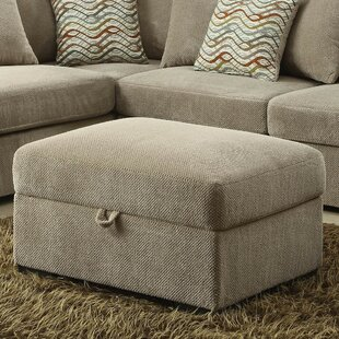 Provost Storage Ottoman by Win..