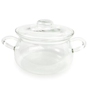 1.5-qt. Bean Pot with Lid