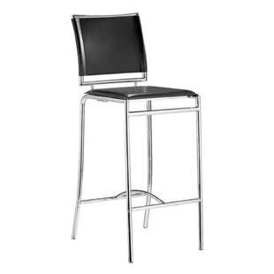 Sherell 28.5 Bar Stool (Set of 2) Orren Ellis