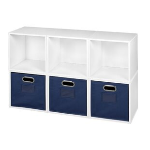 Chastain Storage Cube Unit Bookcase