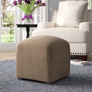Cube Ottoman ByWayfair Custom Upholstery™