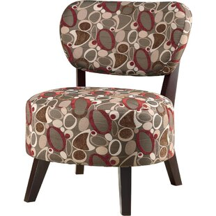Hillside Slipper Chair by Ebern Designs Purchase