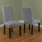 Lemelle Parsons Chair (Set of 2) by One Allium Way®