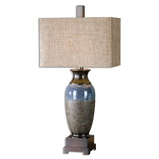 Reviews Boylston 32.5 Table Lamp By Darby Home Co