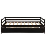 Arim Twin Daybed with Trundle by Latitude Run®