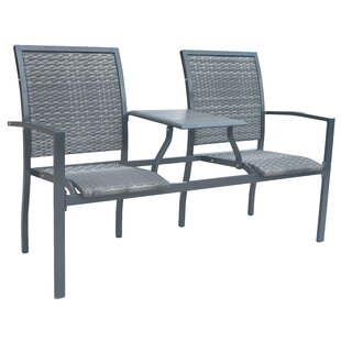 Acree Aluminium Love Seat By Sol 72 Outdoor