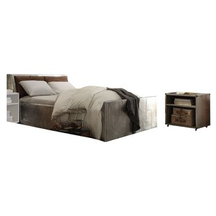 Annessia Storage Queen Platfoorm Configurable Bedroom Set by 17 Stories New
