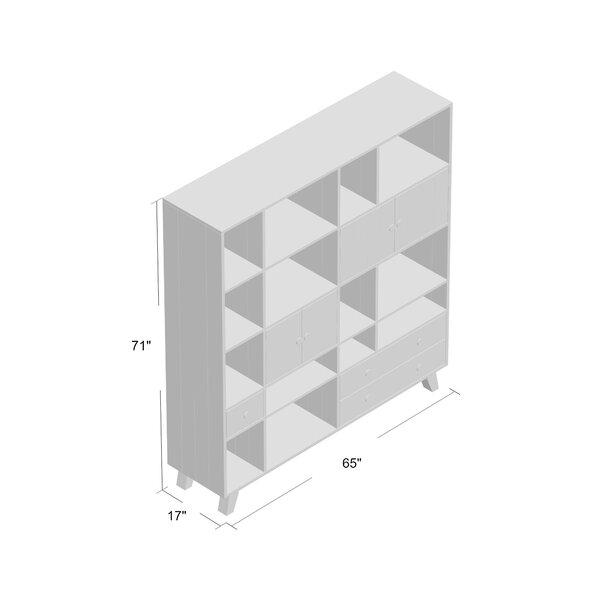 Samuel Geometric Bookcase