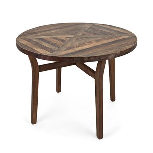 Chew Delphia Reclaimed Wood Dining Table Union Rustic
