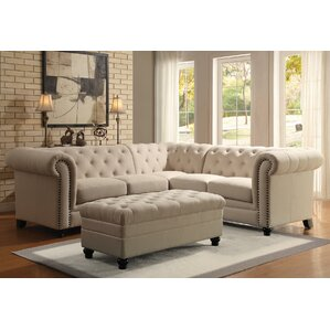 Auburn Sectional by Infini..