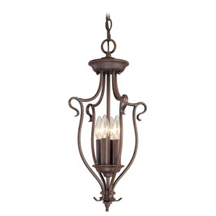 Lewisboro 4-Light Pendant by Darby Home Co