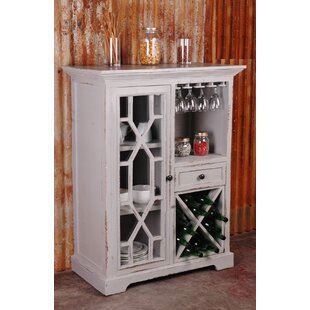 Shirlee Cottage Wine Server by August Grove