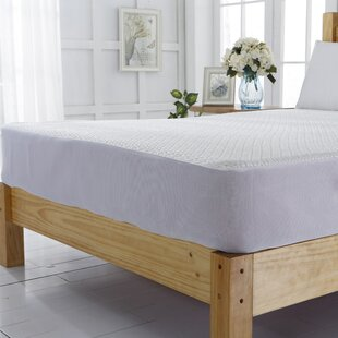 Inexpensive DreamLab Cooling Jacquard Hypoallergenic Mattress Protector By Fresh Ideas