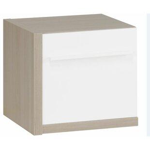 Goss Bedside Table By Ebern Designs