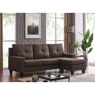 Nevitt Reversible Sectional
