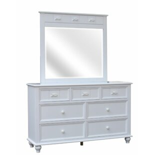 Eli 7 Drawer Dresser by Breakwater Bay