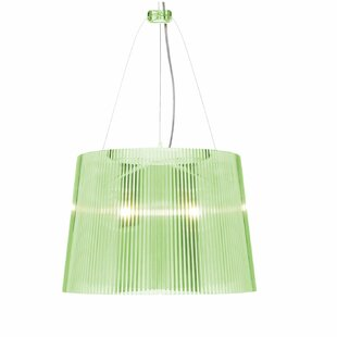 Kartell Gé 1-Light Drum Pendant