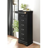 Gateshead 6 Drawer Chest by Charlton Home®