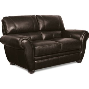Nitro Leather Loveseat