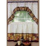 Kitchen Curtains Coffee Theme | Wayfair