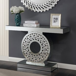 Everly Quinn Meltham Console Table